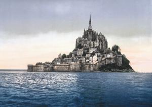 Christopher A Long Mont Saint Michel And St Michael S Mount