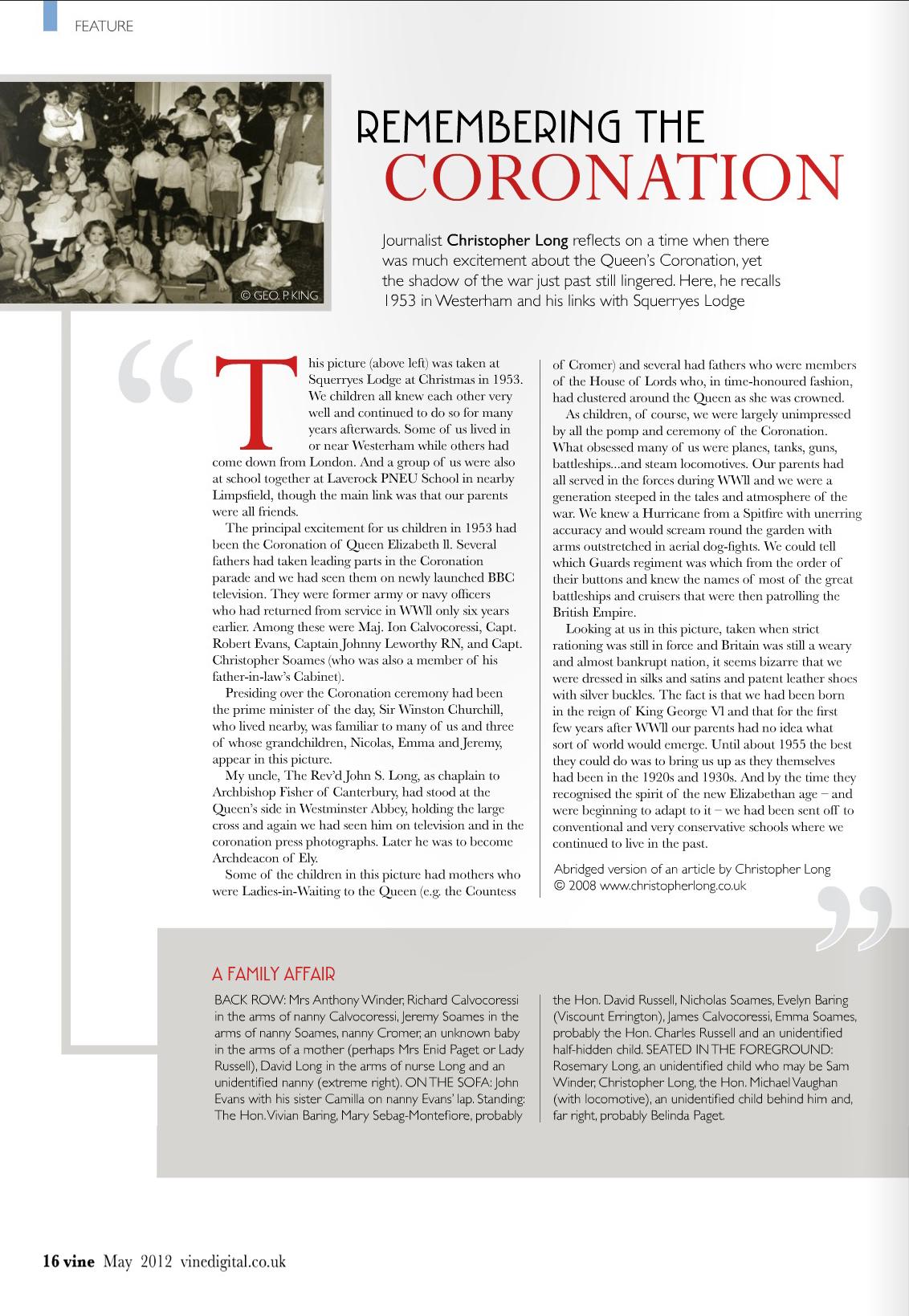journal anglais the times
